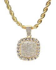 Accessories - Bling Pendant Chain Necklace-2279907