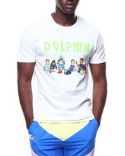 Pink Dolphin - SUPPER TEE-2280065