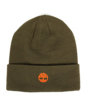 Timberland - Contrast Logo Cuffed Beanie-2280318
