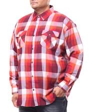 Buyers Picks - Plaid Woven L/S Shirt (B&T)-2280333