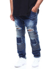 Buyers Picks - Moto Jeans/Cut/Swe Blow Up Knee (B&T)-2278905