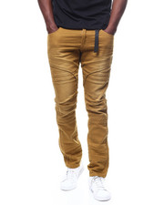 Buyers Picks - TWILL PANT WITH INJECTION KNEE DETAIL-2279987