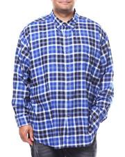Chaps - L/S Flannel Sport Shirt (B&T)-2278900