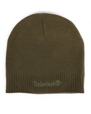 Timberland - Knit Beanie with Logo Embroidery-2280288