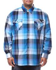 Buyers Picks - Plaid Woven L/S Shirt (B&T)-2280337