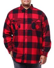Buyers Picks - Long Sleeve Flannel  (B&T)-2280299