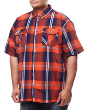 Buyers Picks - Yarn Dyed Plaid S/S Woven (B&T)-2280303