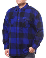 Buyers Picks - Long Sleeve Flannel  (B&T)-2280284