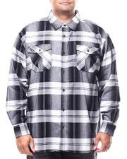 Buyers Picks - Long Sleeve Flannel  (B&T)-2280289