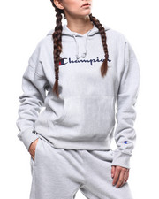 Champion - Chainstitch Champion Script RW Hood-2280014