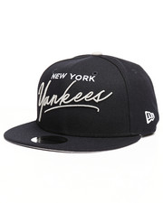 New Era - 9Fifty Scripted Turn NY Yankees Snapback-2280604
