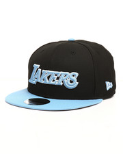 New Era - 9Fifty LA Lakers Snapback Hat-2280574
