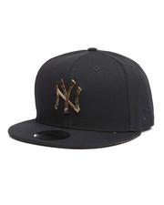 New Era - 9Fifty Camo Capped NY Yankees Snapback Hat-2280576