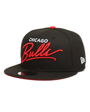 NBA, MLB, NFL Gear - 9Fifty Scripted Turn Chicago Bulls Snapback Hat-2280601