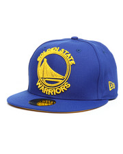 NBA, MLB, NFL Gear - 59Fifty Frame Front Golden State Warriors Fitted hat-2280587