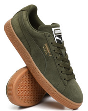 Sneakers - Suede Classic Sneakers-2280971