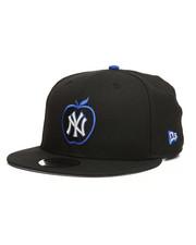 NBA, MLB, NFL Gear - 9Fifty NY Yankees Big Apple Snapback Hat-2280564