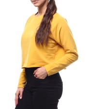 Fashion Lab - L/S Skimmer Sweatshirt-2280421