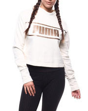 Puma - Cropped Mock Neck-2280477