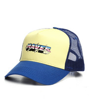 Dad Hats - Electric Waves Trucker Hat-2280341