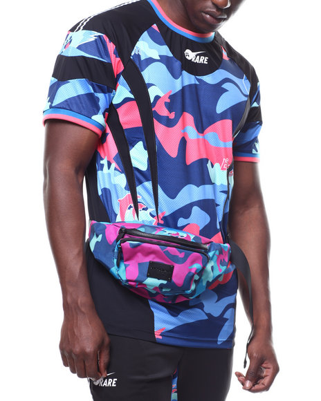 Pink Dolphin - Camo Sling Pouch