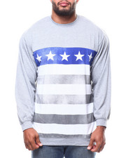 Buyers Picks - Single Jersey Graphic L/S Tee (B&T)-2279889