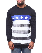 Buyers Picks - Single Jersey Graphic L/S Tee (B&T)-2279897