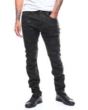 Jeans & Pants - Twill Moto Pant w Thigh Zip Detail-2279817