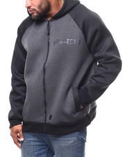 Marc Ecko Collection - Zip Up Hoodie (B&T)-2281547