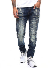 Buyers Picks - ST.LOUIS DISTRESSED STRETCH JEAN  BY PREME-2281484