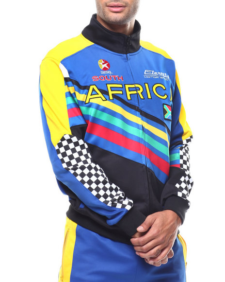 Eternity BC / AD - Africa Racing Track Jacket