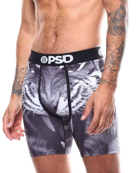 PSD UNDERWEAR - Tiger Boxer Briefs