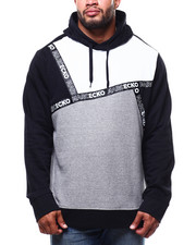 Marc Ecko Collection - Logo Taping Hoodie (B&T)-2281587