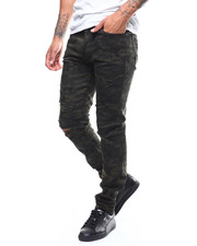 Buyers Picks - Camo Distressed Pant-2279810
