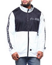 Marc Ecko Collection - Tricot Track Logo Jacket (B&T)-2281614