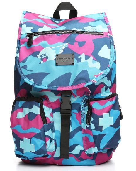 Buyers Picks - Camo Backpack