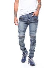 Jeans & Pants - Moto Jean w Thigh Zip Detail-2279789