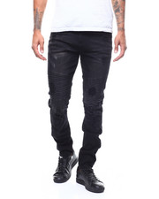 Jeans & Pants - Rip and Repair Moto Jean-2279838