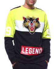 Men - Legend Bobcat Crewneck Sweatshirt-2281057