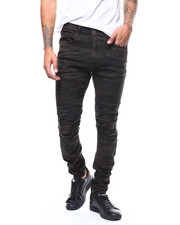 Buyers Picks - Moto Twill Pant with Distressed Knee Detail-2279761