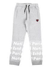 Boys - Print Block Sweatpants (8-20)-2281682