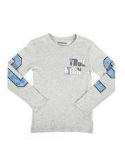 True Religion - Long Sleeve True Religion Tee (8-20)-2280938