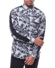 Shirts - L/S CAMO OXFORD WOVEN-2282181