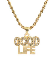 Stocking Stuffers Men - Good Life Necklace-2281698