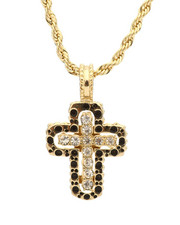 Stocking Stuffers Men - Cross Necklace-2281714