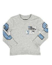 Tops - Long Sleeve True Religion Tee (2T-4T)-2280619
