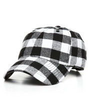 Dad Hats - Plaid Ball Cap-2282168