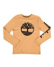 Timberland - Long Sleeve Timberland Shirt (8-20)-2280605