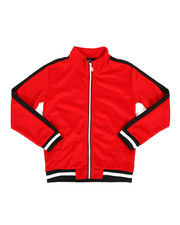 Activewear - Poly Color Block Track Jacket (8-20)-2280650