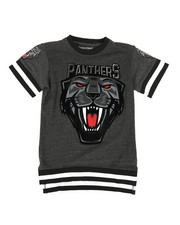 Sizes 8-20 - Big Kids - Panthers Collection Tee (8-20)-2280635